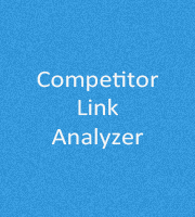 Competitor Link Analyzer