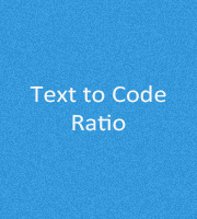 Text to Code Ratio