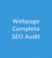 Webpage Complete SEO Audit