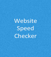 Website Speed Checker